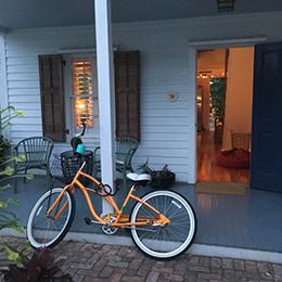 Jo's bike