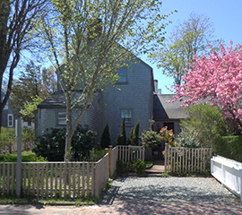 Nantucket In-town cottage for rent